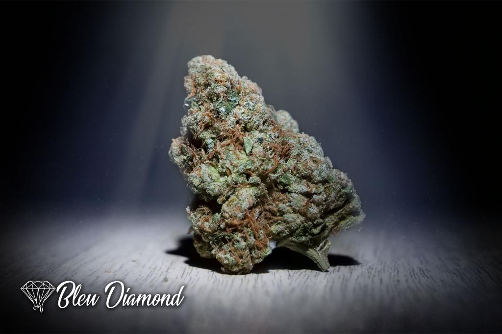 Bleu Diamond Cannabis Delivery fire nug photo