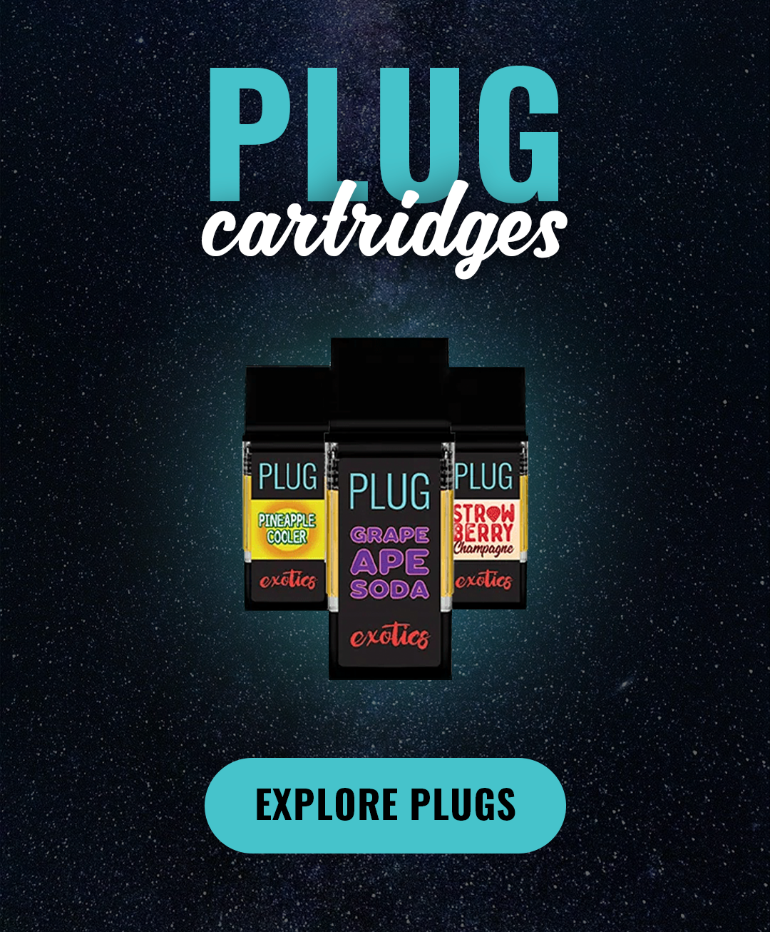 PLUGplay Huge Selection to choose from.