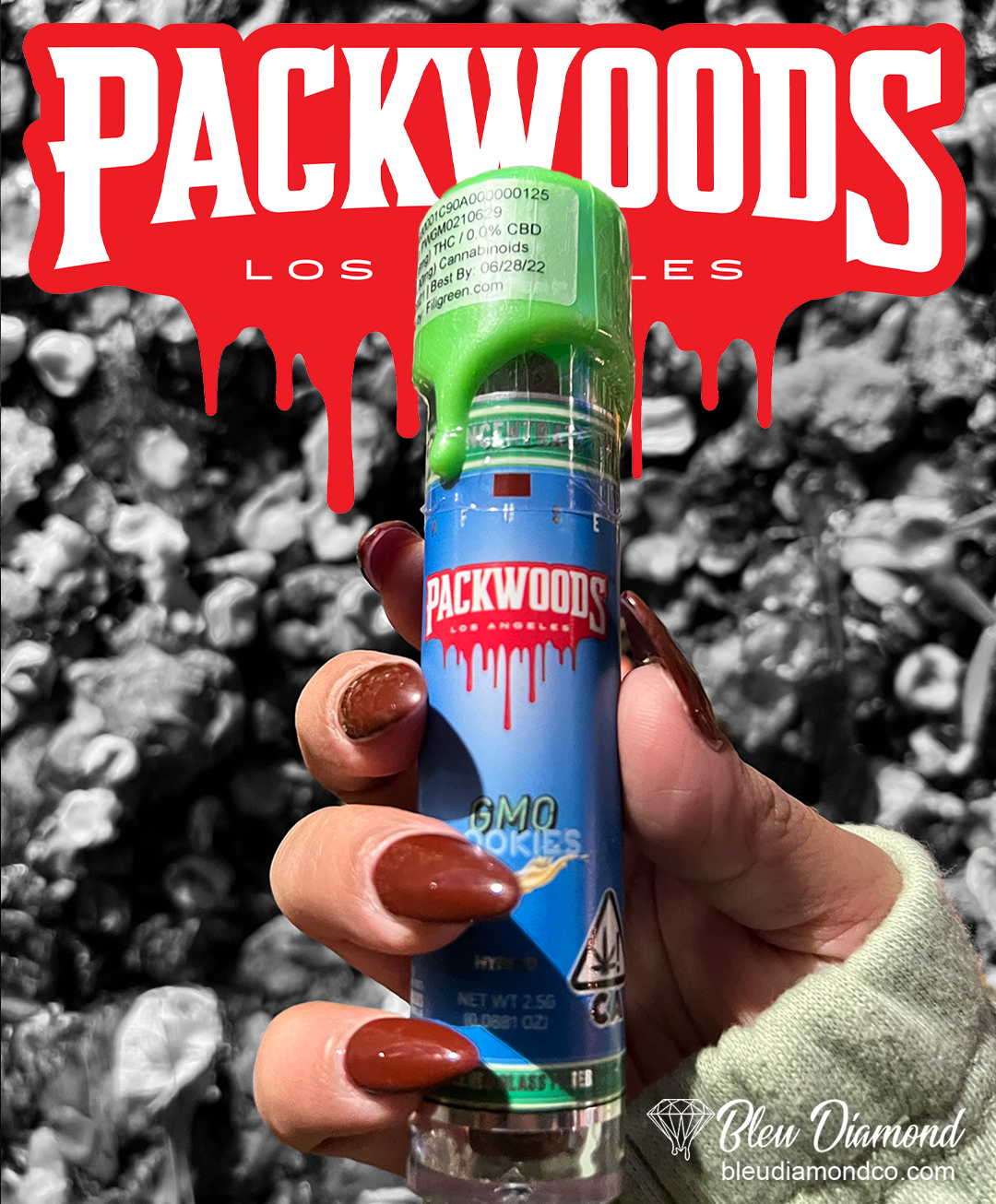 Packwoods Los Angeles Central Coast Cannabis